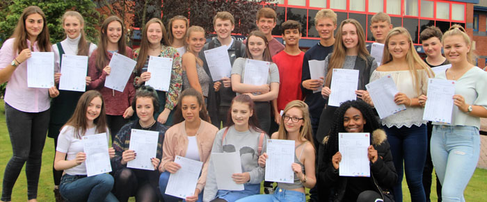 gcse results top
